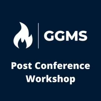 GGMS Post Conference